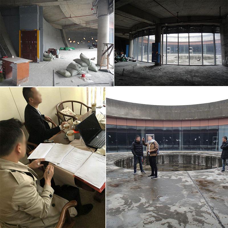 2017-12-14 成功签约湖南醴陵高端商务式KTV项目