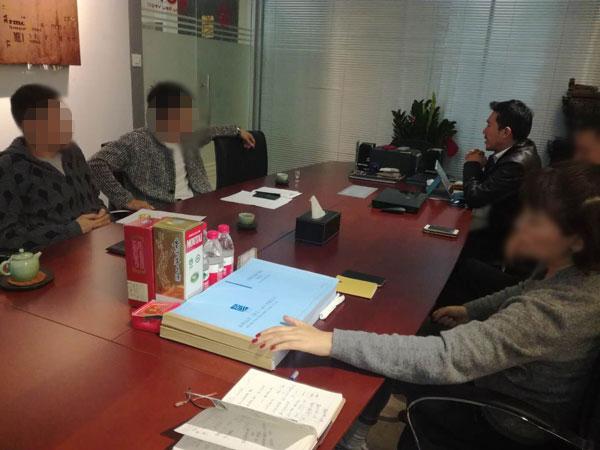 2017-11-21 成功签约江苏徐州高端KTV项目